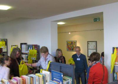 Büchertasche 2 - Leben in der Bibliothek