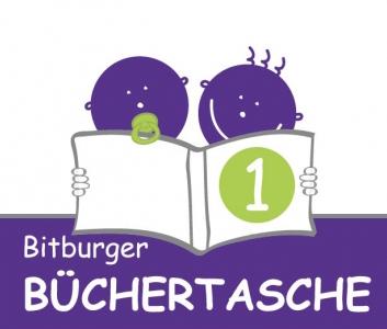 Büchertasche 1 - präsentiert von den Bitburger Buchpaten