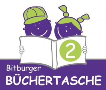Bitburger Büchertasche 2 - präsentiert von den Bitburger Buchpaten