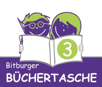 Büchertasche 3 - präsentiert von den Bitburger Buchpaten