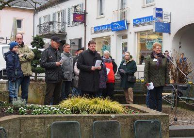Öffentlicher Bücherschrank in Bitburg