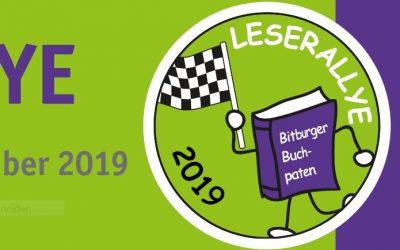 26.09.2019: die Leserallye geht in die nächste Runde